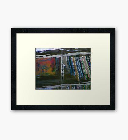 Alternate Reality 5 Framed Print