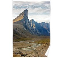 Thor Peak - Auyuittuq National Park Poster