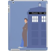 Doctor Who 10th Doctor iPad Case/Skin