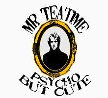 Mr Teatime Portrait Unisex T-Shirt