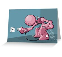Energy! Greeting Card