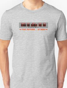 Back to the Future 2 - The Future is Now - Time Circuits 2015 T-Shirt