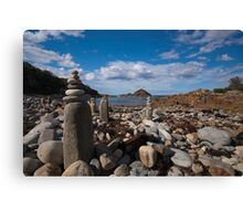 Mimosa Rocks, Sapphire Coast, NSW. Canvas Print
