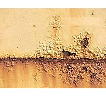 A Barren Land Photographic Print