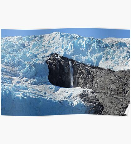 Glacial Flow Poster