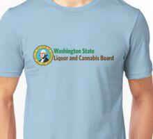 Washington State Liquor and Cannabis Board Unisex T-Shirt
