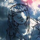 in the sky by bronterebecca
