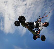 Westbury Kiteboarding by Adam  Barstow