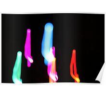 playful lights 2 Poster
