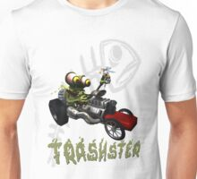 Wierd Wheels Trashster Unisex T-Shirt