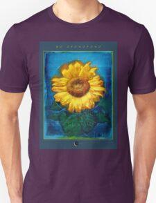 Cartel de Girasol  Limpieza Ho'oponopono  T-Shirt