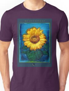 Cartel de Girasol  Limpieza Ho'oponopono  Unisex T-Shirt