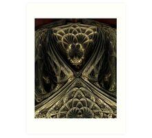 Ancient Mandelbulb Art Print