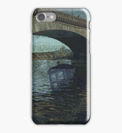 Underwater Timey Wimey iPhone Case/Skin