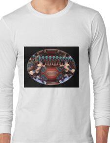 Extraterrestrial Football Stadium Long Sleeve T-Shirt