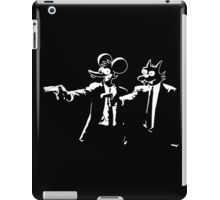 The Itchy and Scratchy Fiction iPad Case/Skin