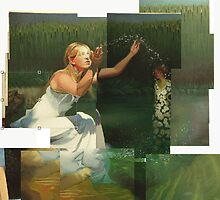 Expedite ~ Aphrodite! - An Oil Painting Preparation Demo by Simon Groves