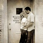 Kiss in the Doorway by DougOlsen