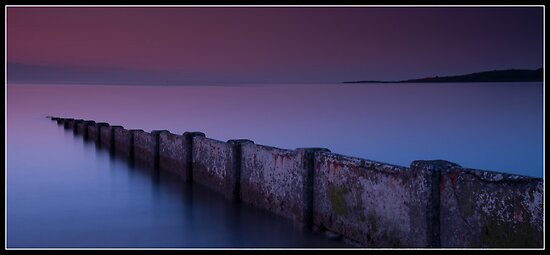 Ballyholme Bay by Jonny Andrews