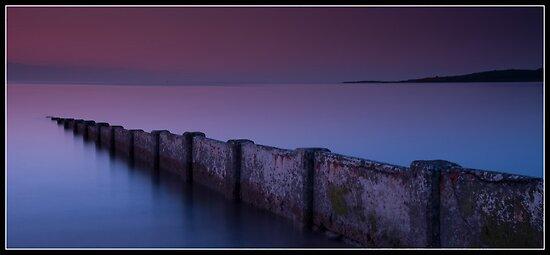 Ballyholme Bay by Jonny Andrews
