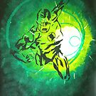 Green Lantern by Michael Birchmore