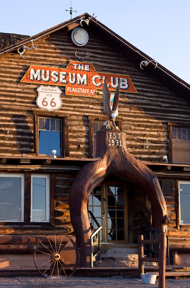 Museum Club by Jon Matthies