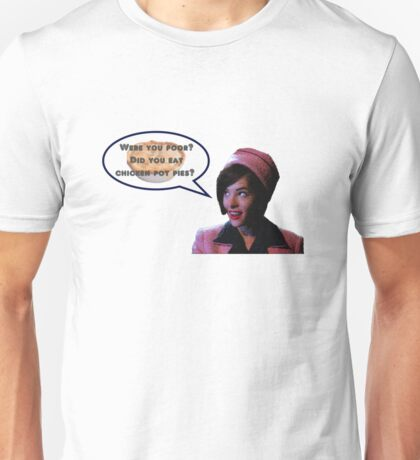 Chicken Pot Pies Unisex T-Shirt