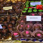 Flower Chocolates by lezvee