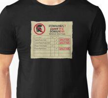 Judean Speed Dating Unisex T-Shirt