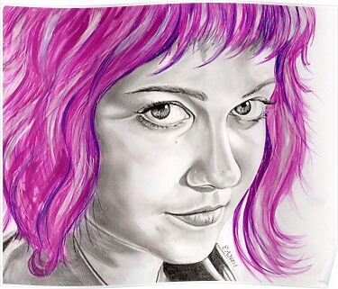 Ramona Flowers by Emily Hitchcock