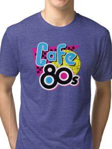 Cafe 80s Tri-blend T-Shirt