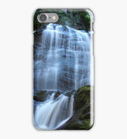 Moss Glen Falls, Stowe, VT iPhone Case/Skin