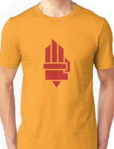 The Hunger Games - Hand (Red Version) Unisex T-Shirt