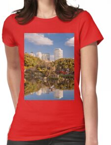 Jardin Japones, Buenos Aires (Bis) Womens Fitted T-Shirt