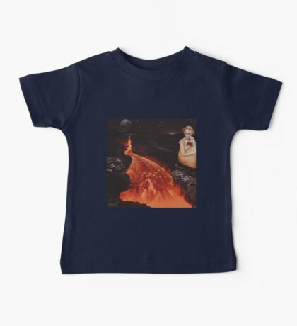 The Floor is Lava Baby Tee