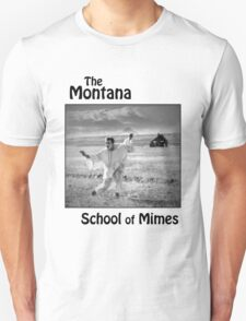 Bill Bower's School of Mime Unisex T-Shirt