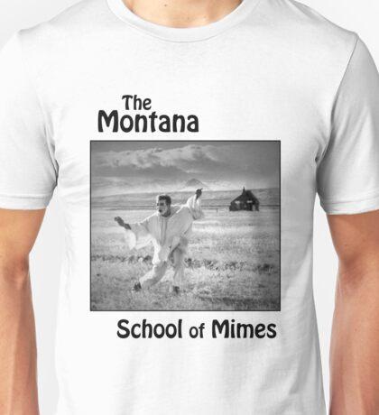 Bill Bower's School of Mime Unisex T-Shirt