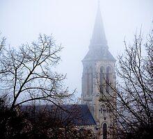 Misty Night by Beth Jennings
