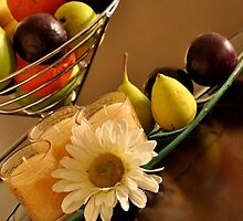 Fruit Bowl by Shubd