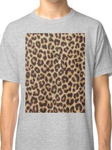 Leopard Print Classic T-Shirt