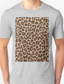 Leopard Print Unisex T-Shirt