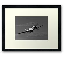 P-51D Mustang Framed Print