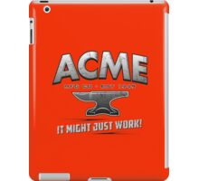 ACME - It might just work! iPad Case/Skin