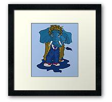 Horton Who  Framed Print