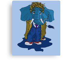 Horton Who  Canvas Print