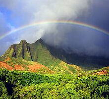 Kalalau Valley by kevin smith  skystudiohawaii