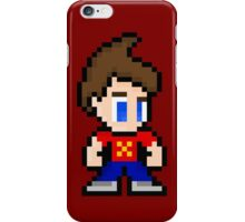 8-Bit Jimmy Neutron iPhone Case/Skin