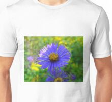 New England Aster Unisex T-Shirt