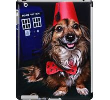 Dr Poo-dle iPad Case/Skin