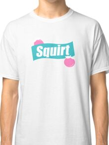 Squirt! Soda Can Sign! Classic T-Shirt